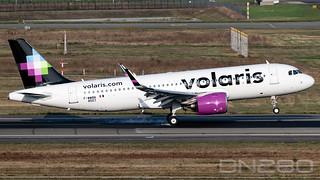 Volaris A320-271N msn 8507