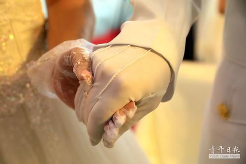 107年海軍聯合婚禮