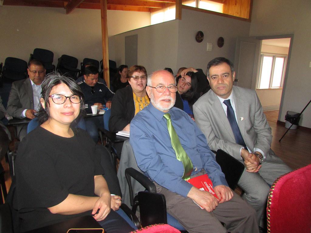 Dirigentes del FTH participan en Conversatorio AET sobre Modernización del Sistema Tributario – 22 octubre 2018