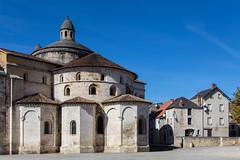 Eglise abbatiale Ste-Marie