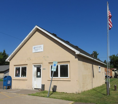 Post Office 54875 (Springbrook, Wisconsin)