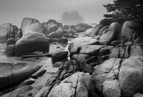 stonington maine fog island