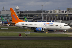 C-FWGH | Sunwing Airlines | Boeing B737-86J(SL) | CN 37752 | Built 201