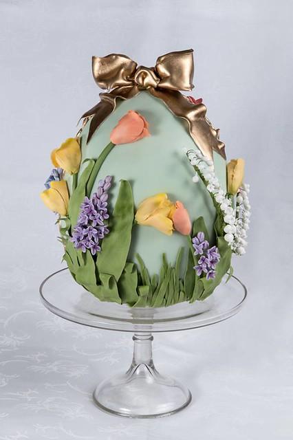 Cake by Sugar Flower Cake Design