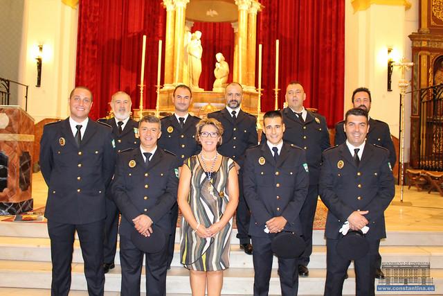 Patrón Policía Local Constantina 2018