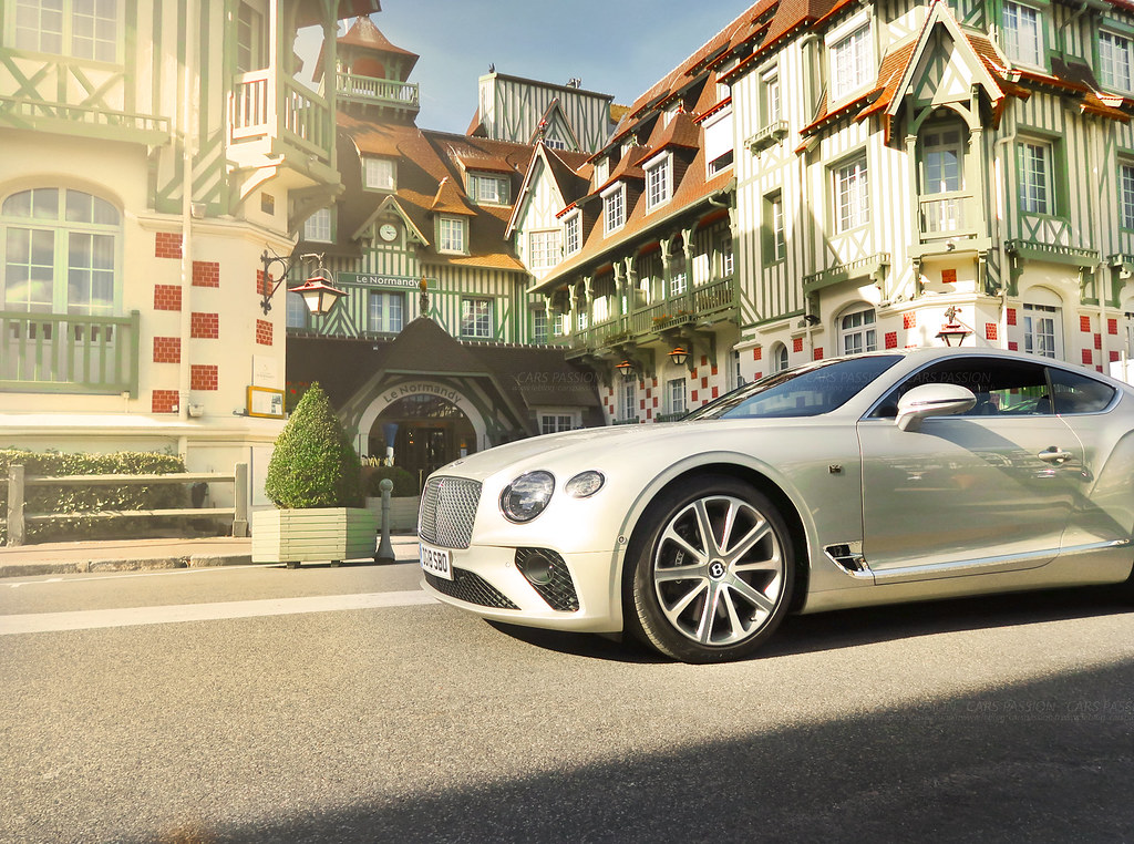 Bentley Continental GT Blog Cars Passion