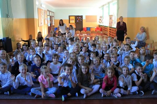 Apel z okazji Dnia Edukacji Narodowej -klasa IIe