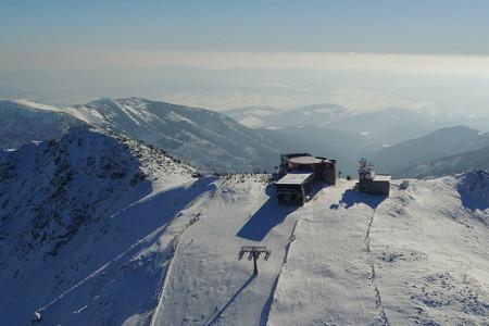SNOW tour: Jasná - Sportovní sever, slunný jih