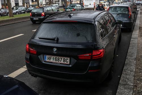 Austria (Hartberf-Fürstenfeld) - BMW 5series Touring F11