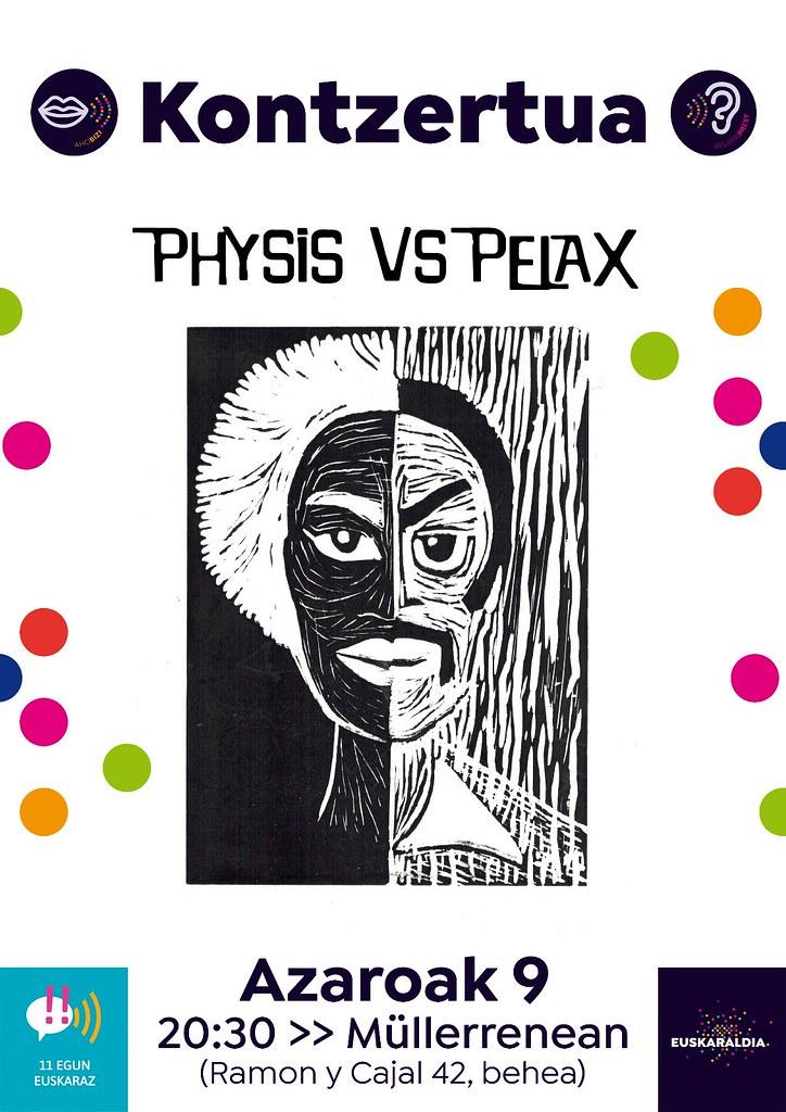 Physis VS Pelax