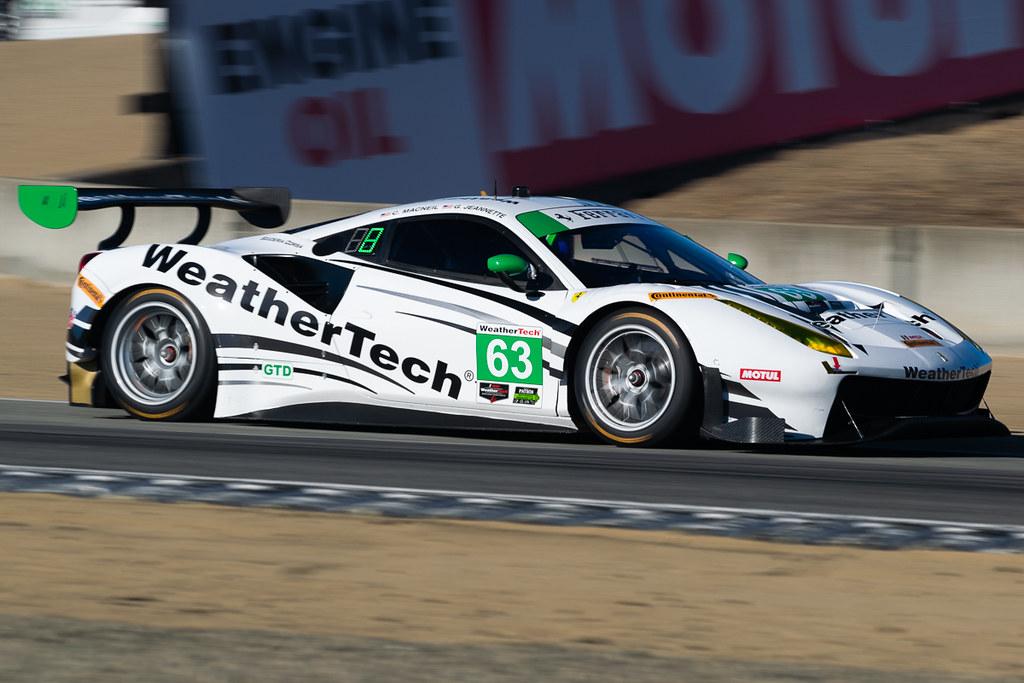 2018 IMSA Monterey GP