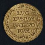 1574 Netherlands Siege of Leiden 5 Stuiver reverse