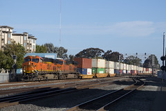 Saturday Morning Port Train (I)