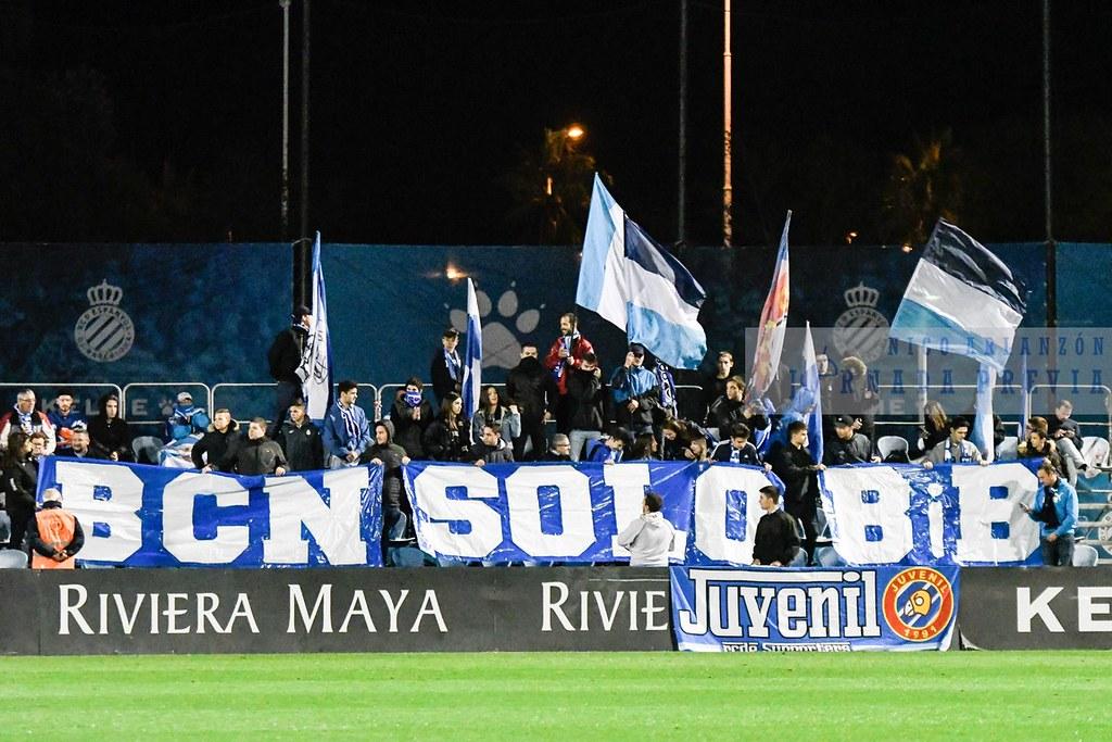RCD Espanyol B - FC Barcelona B