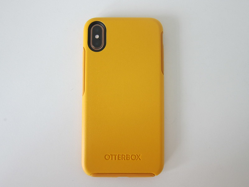 OtterBox Symmetry (Aspen Gleam) for iPhone XS Max - Back