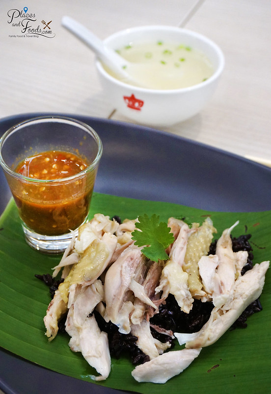 coca restaurant malaysia chicken rice