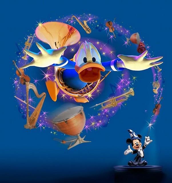 Mickey et son Orchestre PhilharMagique