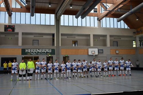 Donau Floorball vs. SCS Berlin