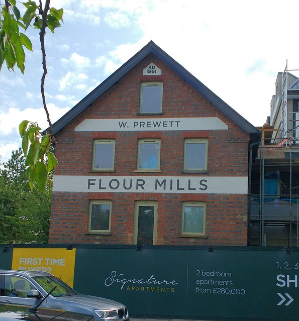 New face of Prewett's Mill
