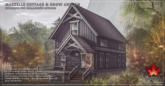 Trompe Loeil - Marzelle Cottage & Snow Add-On For Collabor88 October