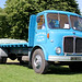 TZC529 1962 AEC Mercury in the colours of O'Leary Bros.