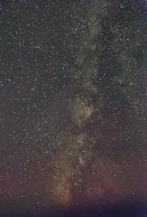 Aquila, Scutum, Sagittarius over the Pacific Ocean