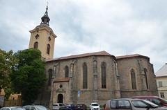 Jičín,Church of St. Ignatius of Loyola