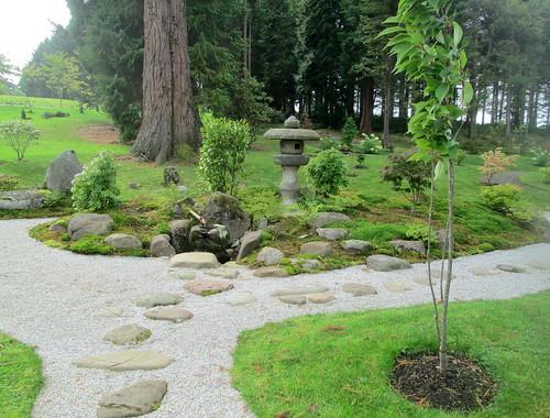 dry garden /Zen garden