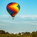 Balloons over Marine