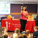 Mon, 2018/09/24 - 1:53pm - Clarington Public Library was excited to welcome Arlene Chan to the Bowmanville Branch on Monday, September 24, 2018!  We celebrated the Moon Festival with Arlene Chan, author of seven books about the history, culture, and traditions of the Chinese in Canada! This mid-autumn festival is a centuries-old celebration of the harvest, and plays an important role in Chinese culture.  We acknowledge the support of the Canada Council for the Arts, which last year invested $153 million to bring the arts to Canadians throughout the country. Nous remercions le Conseil des arts du Canada de son soutien. L'an dernier, le Conseil a investi 153 millions de dollars pour mettre de l'art dans la vie des Canadiennes et des Canadiens de tout le pays.