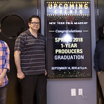 NYFA NYC - 2018.09.14 - Producers Graduation Spring 2018
