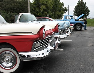 '57 Fords