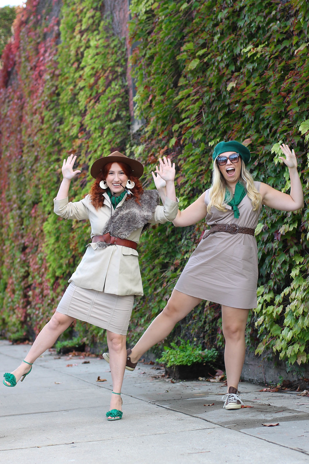 Troop Beverly Hills Halloween Costumes Easy DIY Best Friends BFF