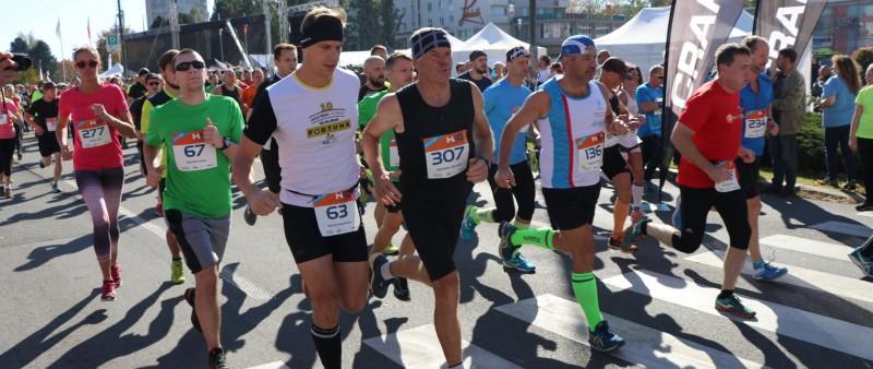 Tisícovka závodníků rozběhala Havířov