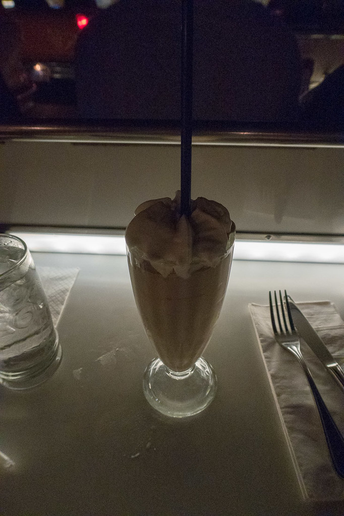 Milkshakes at Sci Fine Dine In
