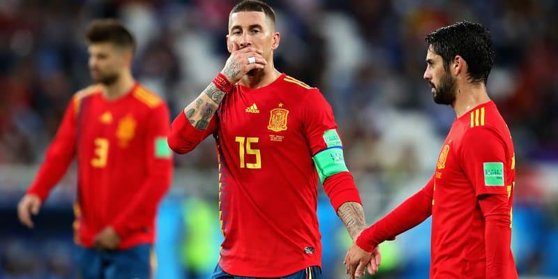 Ramos ingin Spanyol percaya pada tim Enrique
