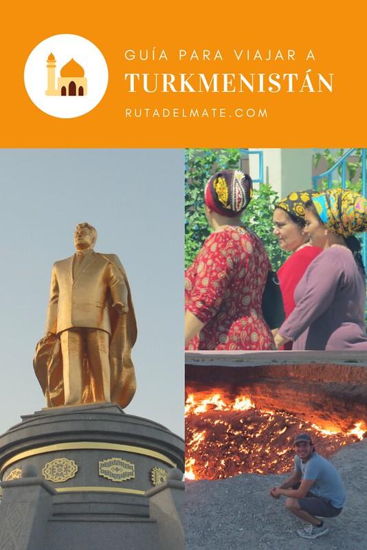 205-1 Guia para viajar a Turkmenistan