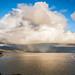 Breaking Malibu Thunderstorm! Magical El Matador Beach Sunset! Nikon D810 HDR Photos Dr. Elliot McGucken Fine Art Photography!  14-24mm Nikkor Wide Angle F/2.8 Lens