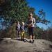 Eridge Rocks & Broadwater Warren Nature Reserve. Kent (Adam 6y, Artur 3y old)