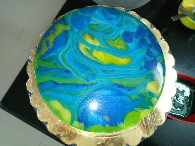 Cake by Suneetha Kranthi