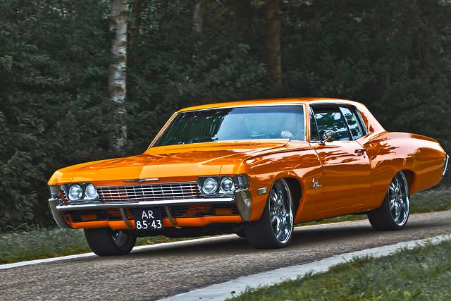 Chevrolet Impala Coupé 1968 (8090)