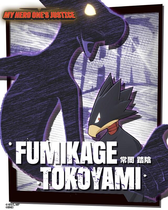 My Hero One's Justice: Fumikage Tokoyami