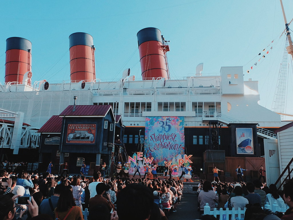 tokyo travel guide 2019 disney sea