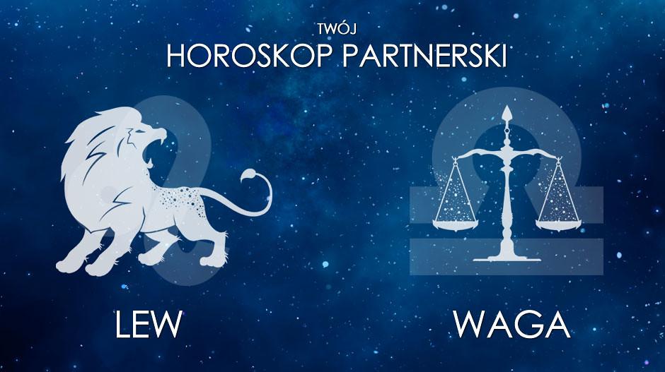 Horoskop partnerski Lew Waga