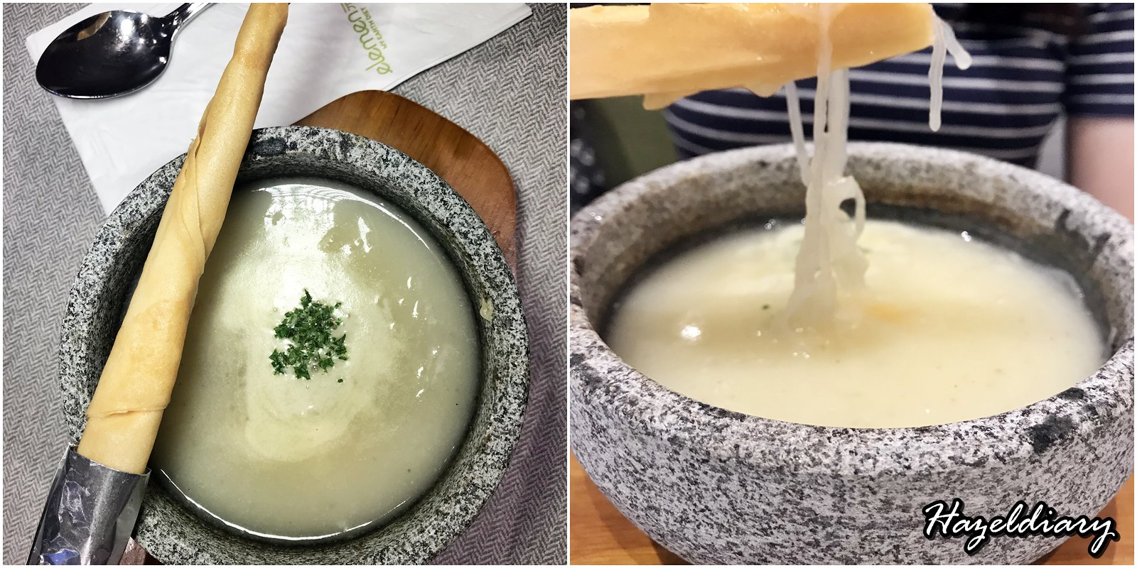 Elemen Trufflelicious- Braised Melon Soup