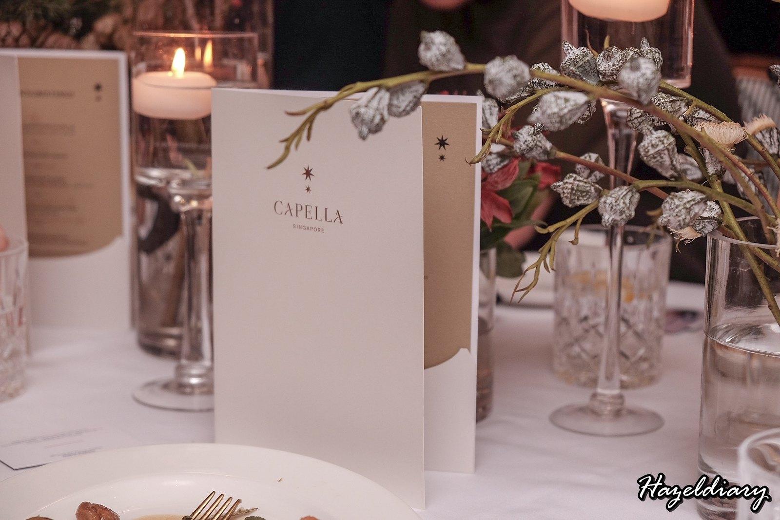 Capella Christmas 2018-Chef's Table-1