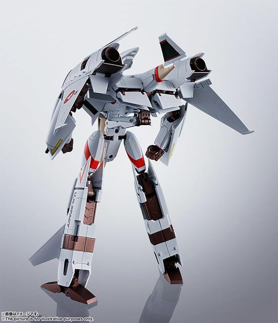 HI-METAL R 《超時空要塞 Flash Back 2012》「VF-4 閃電III」起飛!ライトニングIII