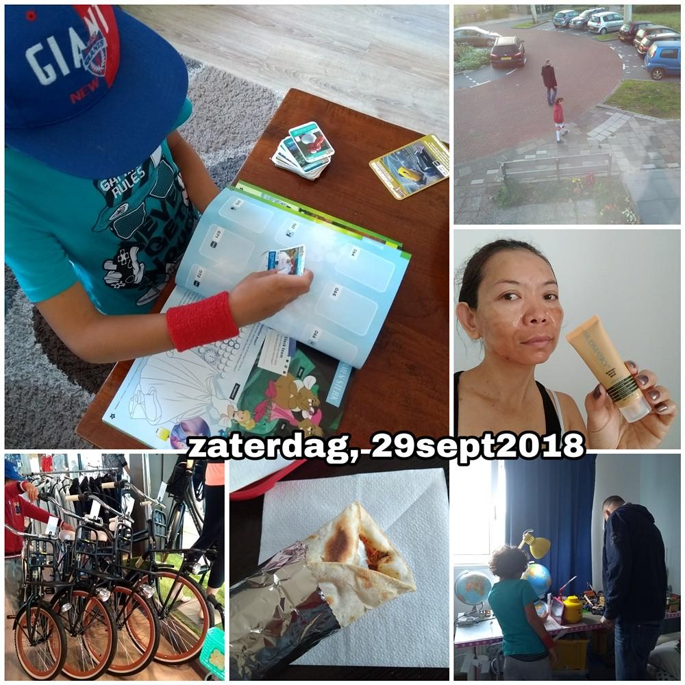 29 sept 2018 Snapshot