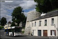 Heuliez Bus GX 117 - TUL (Transports Urbains Laonnois) / CTPL (Compagnie des Transports Urbains du Pays de Laon)(RATP Dev) n°56
