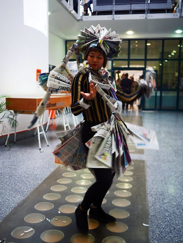 Paper Fashion Parade - 10